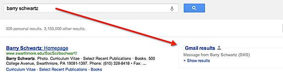 Email-urile, incluse in rezultatele de la cautarile Google