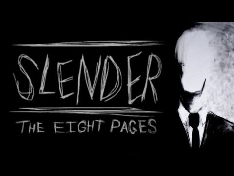 slender the eight pages online spielen