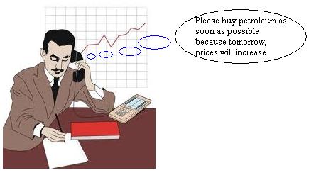 Broker a deal means