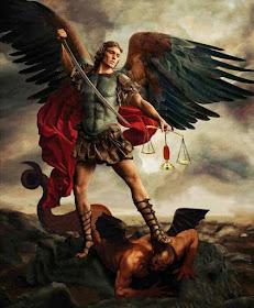 San Miguel Arcangel ¡Libranos del Demonio!