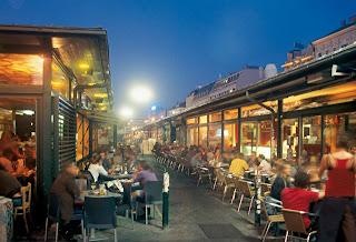 The Naschmarkt