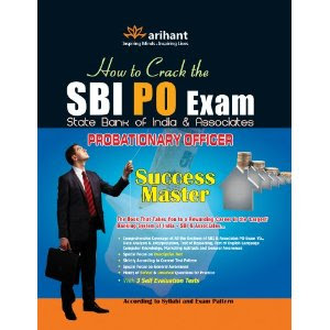 SBI PO Exam - Probationary Officer Success Master - Arihant