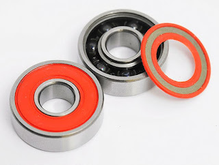 cleaning bearing