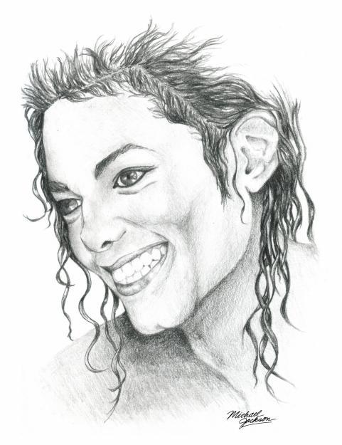 Desenho michael jackson para pintar - Desenhos Para Colorir