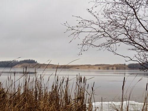 Hamlin Lake dunes