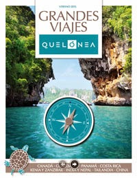Quelónea Grandes Viajes Catálogo 2015