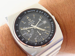 OMEGA SPEEDMASTER 125 CHRONOGRAPH 24 HOURS INDICATOR CHRONOMETER - AUTOMATIC CAL 1041