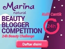 Marina Beauty Blogger Contest