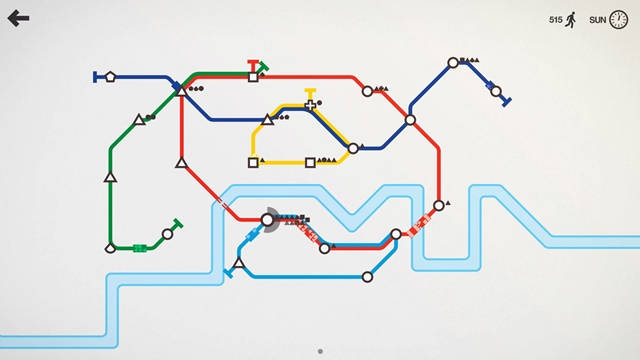 Mini Metro PC Full Español