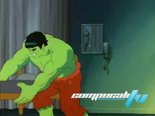 The Incredible Hulk Serie Completa Español Latino