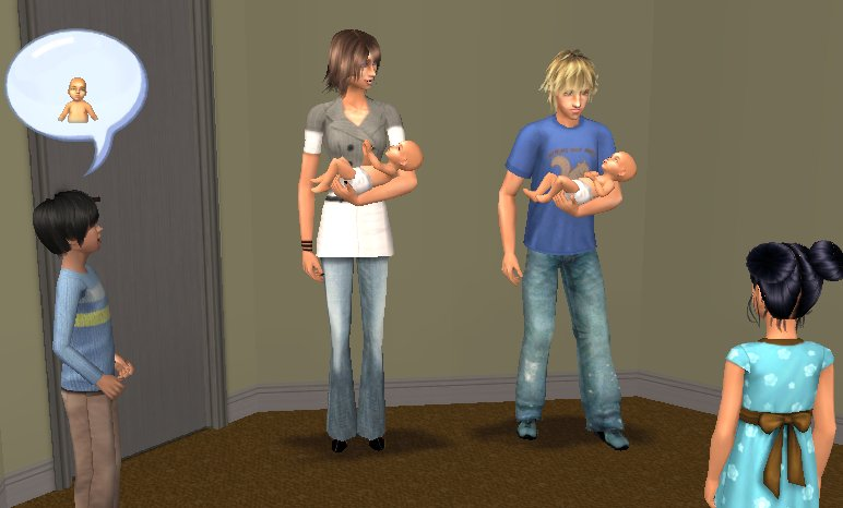 how to know if your pet is pregnant sims 4