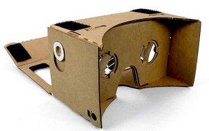 realtà virtuale occhiale google