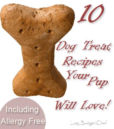How To Make Homemade Wheat Free Dog Treats