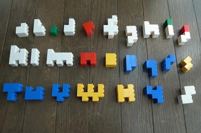 レゴフォント すべて