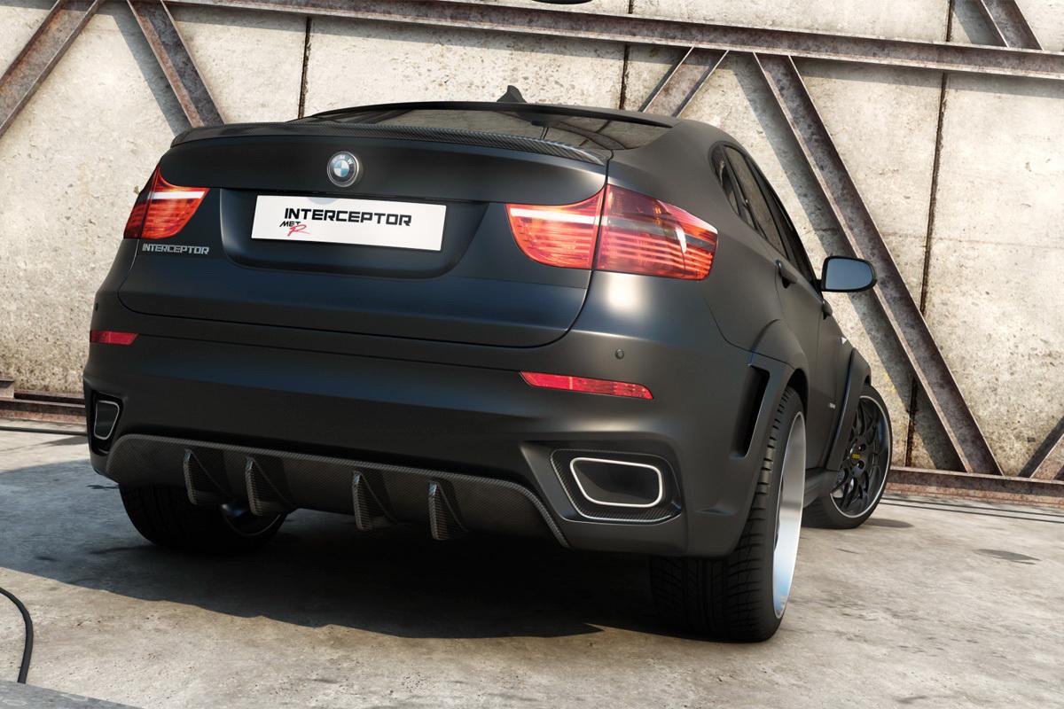 Sports Cars Bmw X6