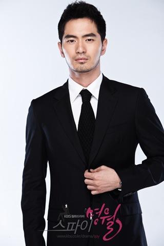 LEE JIN WOOK sebagai Choi Ryoo