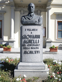 Agnelli founded FIAT in 1899