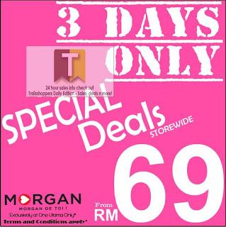 Morgan Special Deals 2012