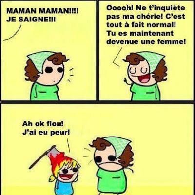 Humour, Citations & Co: Une petite BD humoristique pour débuter ce blog :)