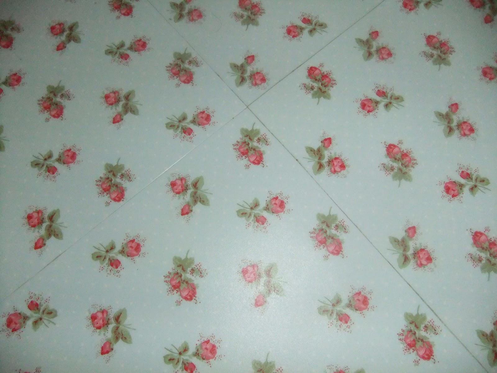 ShabbyChicSarah At Last Cath Kidston Floor Tile Ta Dah - Dah tile