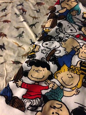 Nerd Allure Forever21 Peanuts Sweater Dinosaur Top