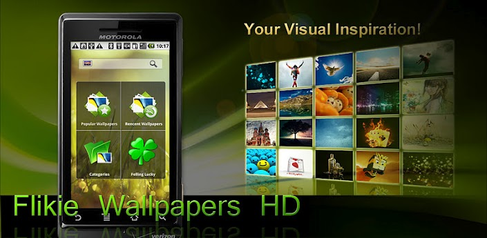 Flikie Wallpapers HD 3.7.3