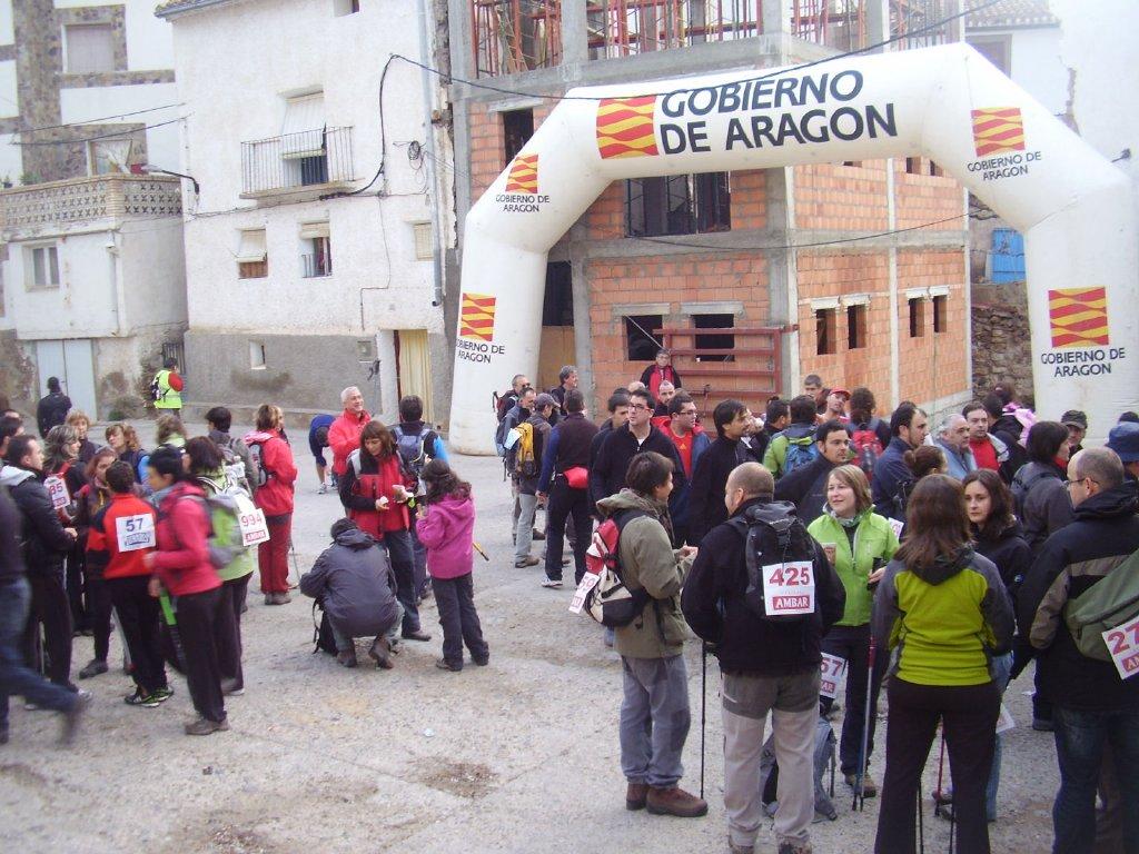 Calcenada de Otoño Senderismo Moncayo Federacion Aragonesa de Montaña