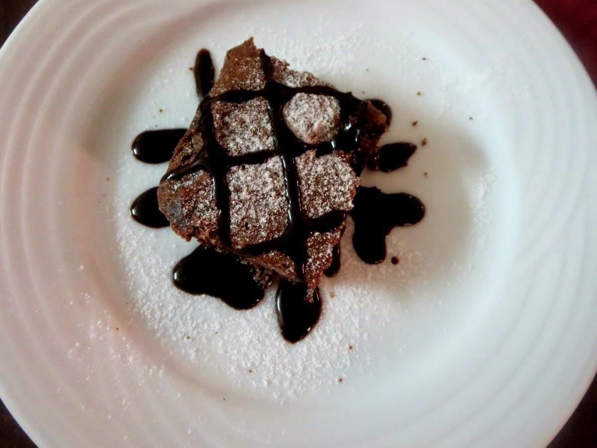 Cooking 4 all Seasons: Fudgy Chocolate Brownies