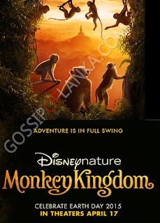 Disneynature's Monkey Kingdom Movie - Official Trailer Video