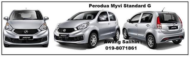Perodua Alamesra Kota Kinabalu Sabah
