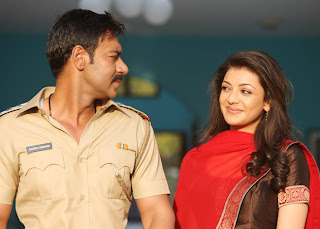 Singham Girl-Kajal Agarwal Wallpaper 04