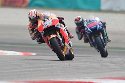 Εντυπωσιακή νίκη του Pedrosa στο MotoGP της Μαλαισίας