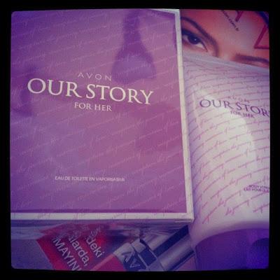 Avon - Avon Bayan Parfümleri - Avon Our Story Edt For Her - Avon Our Story Parfüm İçerik - Our Story Edt Nasıl Kokar - Avon Our Story Edt Parfüm Kullananlar