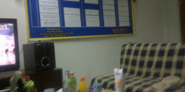 foto bilik asrama lapas cipinang 4