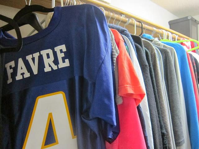 farve-t-shirt