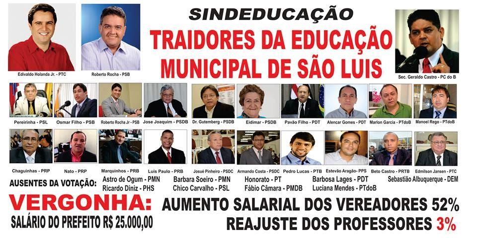 Movimento de RESISTÊNCIA dos Professores-MRP