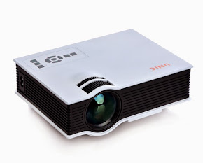 Mini PROJECTOR Uc40 + (ALL IN 1) 3,290 B