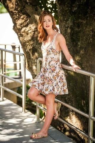 Moda jeans, Marina Ruy Barbosa fala sobre estilo e beleza