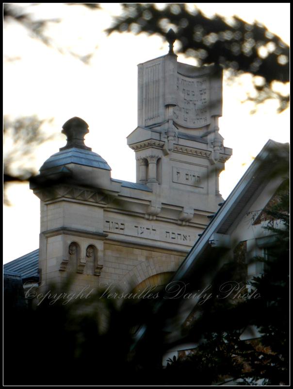 Versailles synagogue
