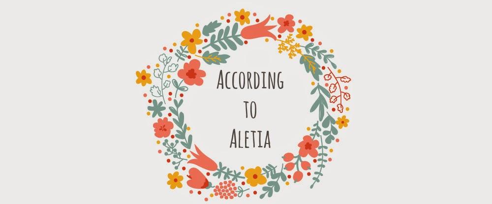 According to Aletia