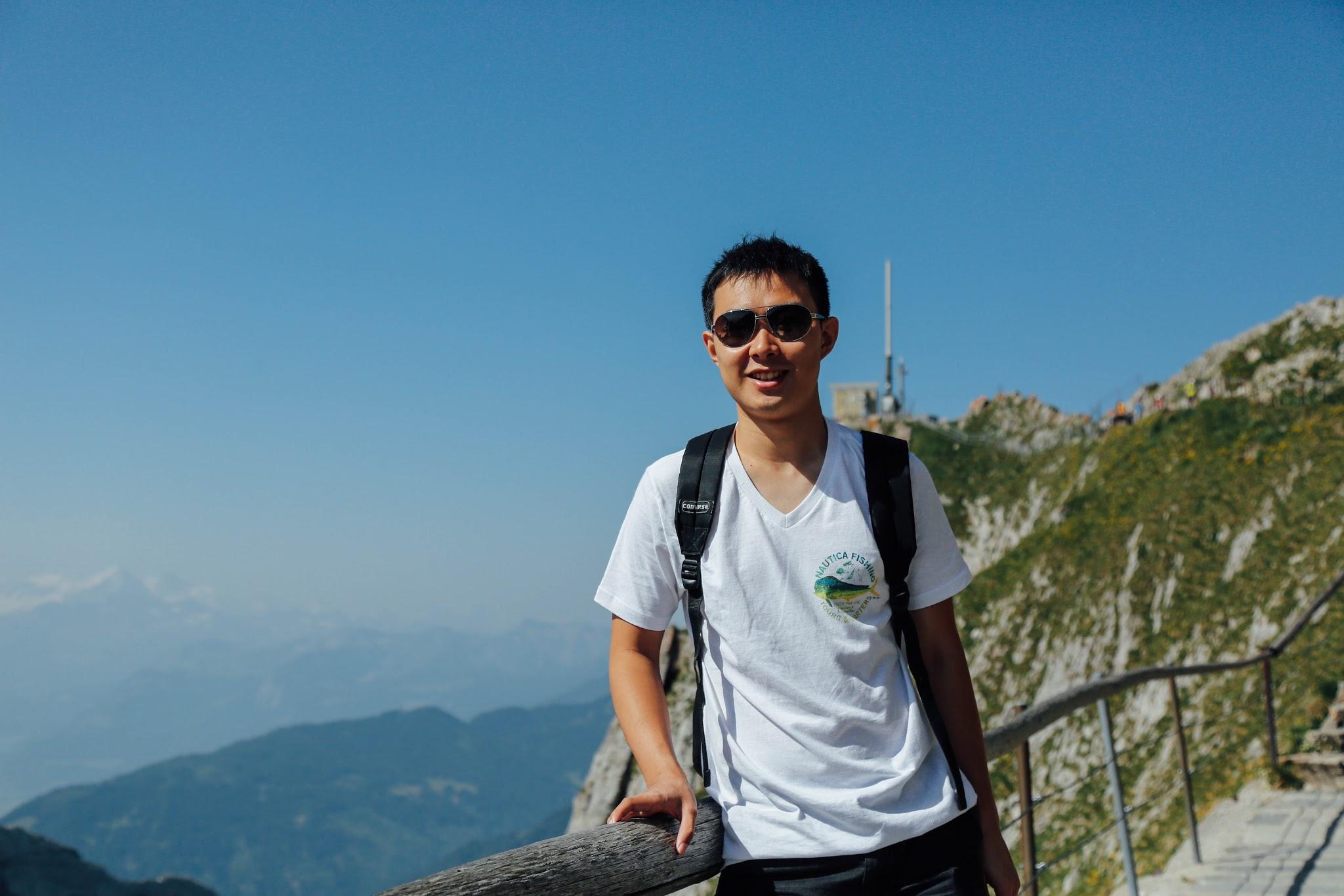 Mt Pilatus, Lucerne Switzerland