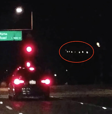 Have The Phoenix Arizona Lights Return 2015, UFO Sighting News