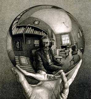 escher crystal ball