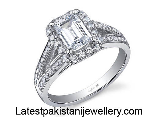 Engagement Ring Trends Split Shank