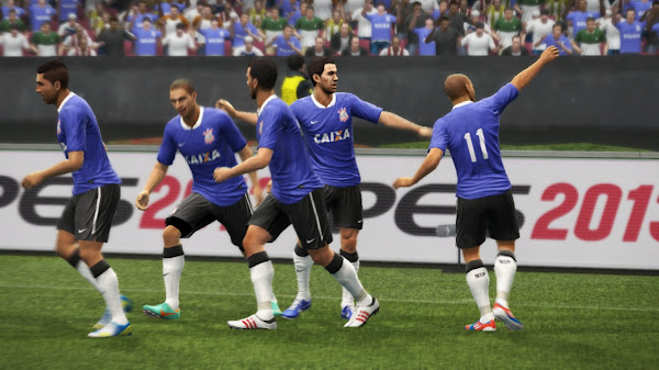PES 2013 Corinthias 2012/13 Third Kit by Yago