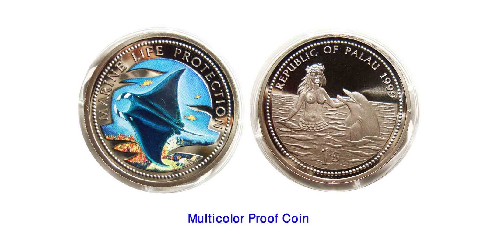 Palau 1999 German East Africa 5 Dollars Silver Coin,Proof