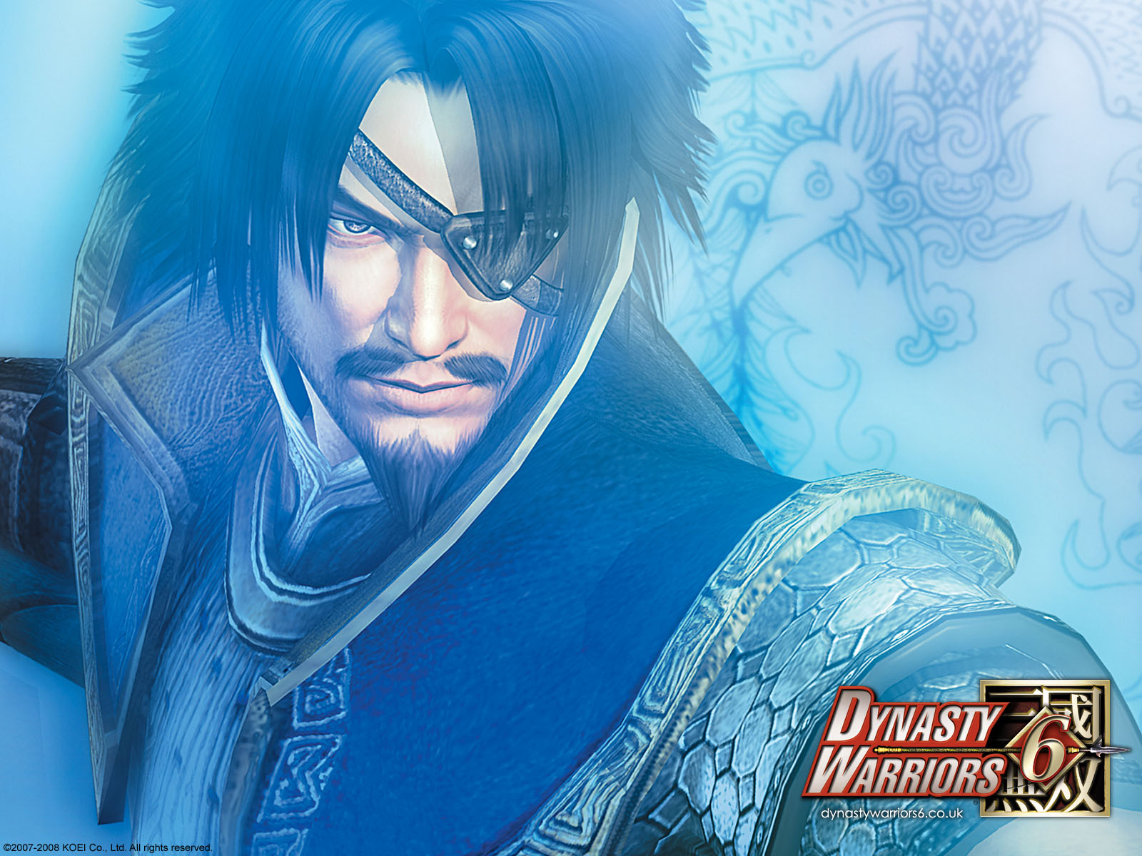 Dynasty Warriors HD & Widescreen Wallpaper 0.404379371903372