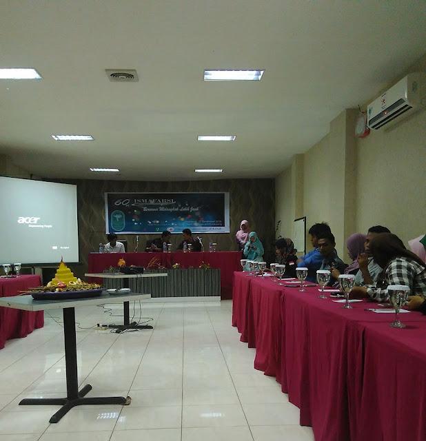Dies Natalis ISMAFARSI Ke-60, Komisariat Indonesia Timur Gelar Dialog Kefarmasian dan Jajak Pendapat