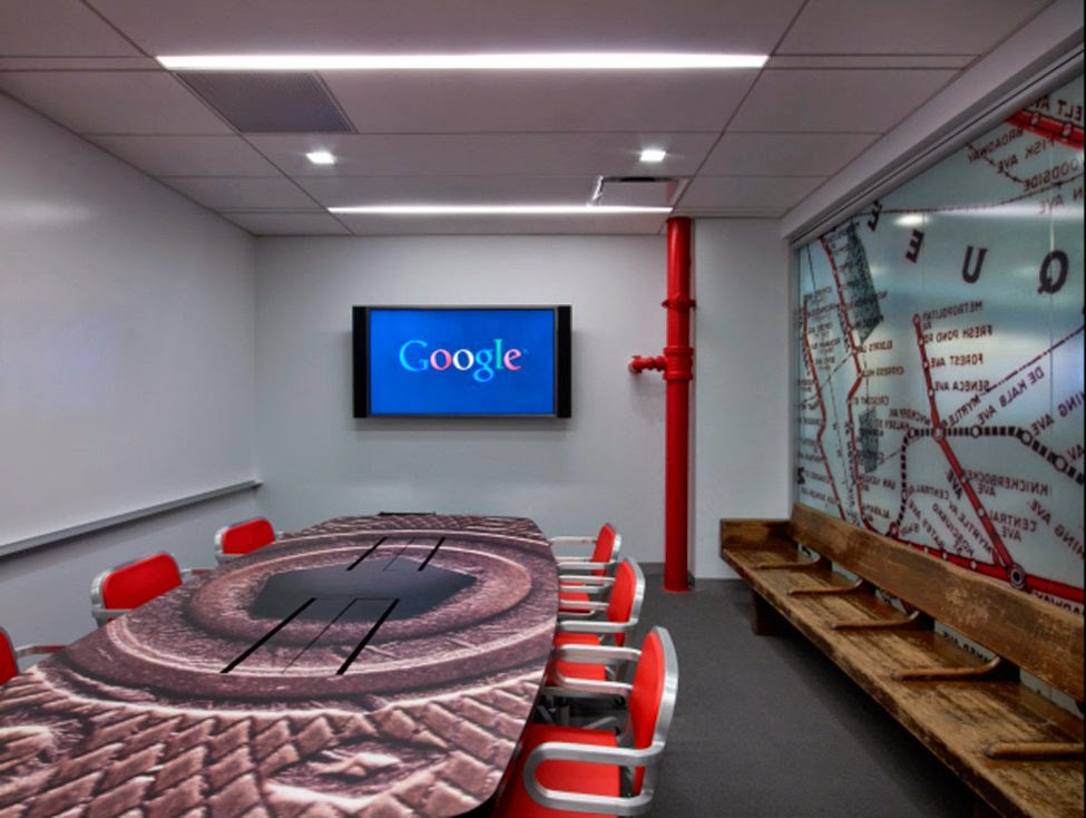 google office slides. TIME Takes A Look At Google\u0027s New York City Headquarters Complete With Office-lounge Slides, Subway-themed Conference Rooms And Free Food. VIEW GALLERY Google Office Slides