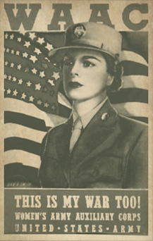 history of women in the military Tar heel junior historian association, nc museum of history  they believed  that women in the military could contribute to the war effort but many people  were.
